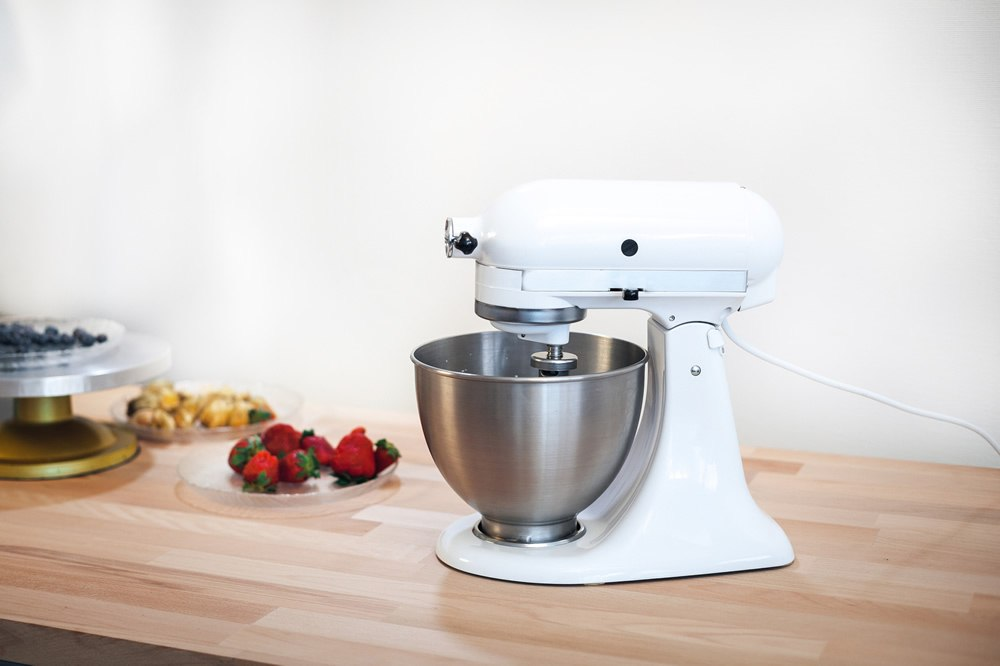 Can Use Kitchenaid Stand Mixer Food Processor