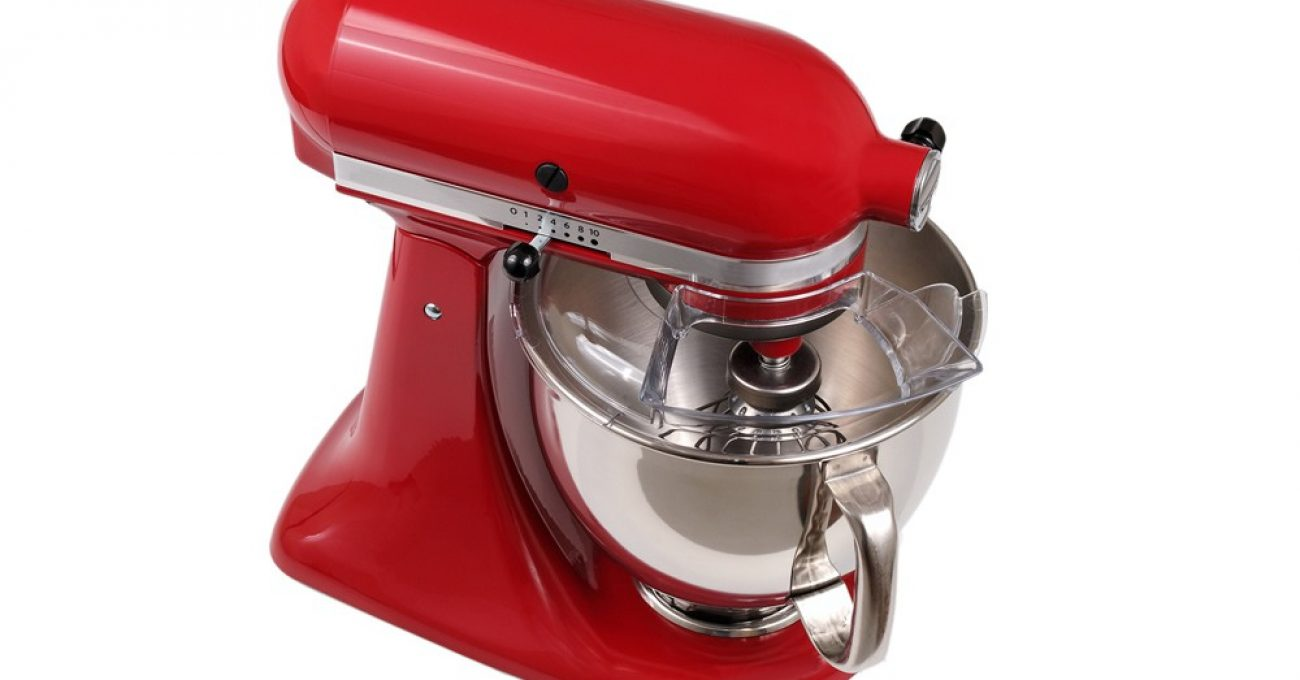 KitchenAid RRK150BK Artisan Series 5Quart TiltHead Stand Mixer