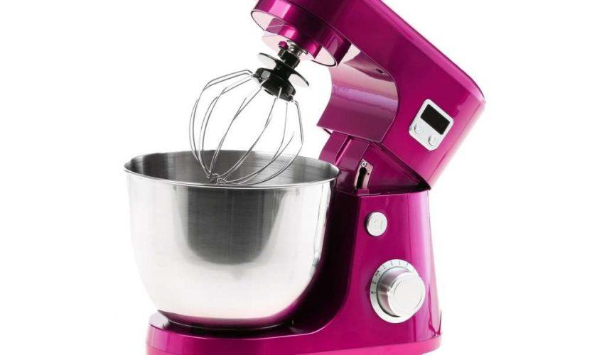 Pink KitchenAid Mixer