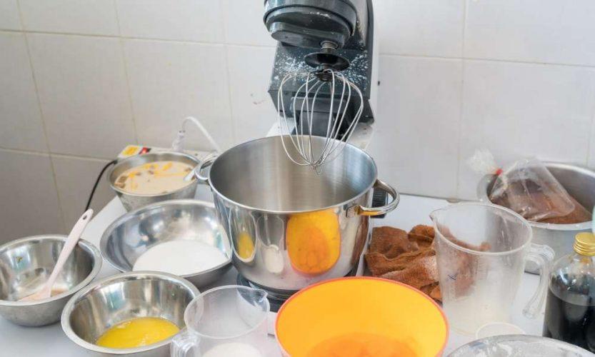 Cuisinart Stand Mixer - Kitchen Appliance Review