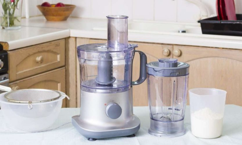 Mixer vs. Food Processor: Which One is the Best for Me